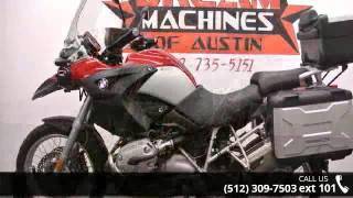 7. 2006 BMW R 1200 GS  - Dream Machines Indian Motorcycle - ...