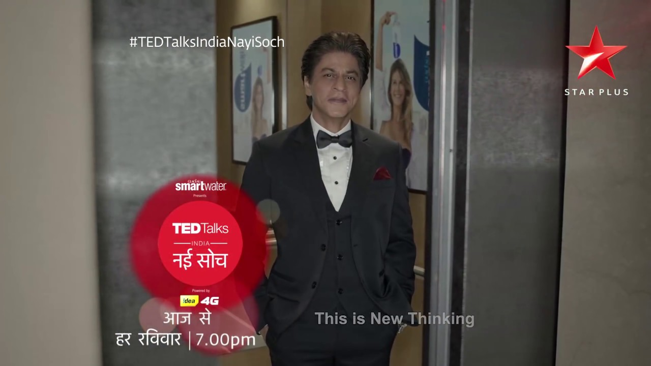 TED Talks India Nayi Soch   For Every Idea