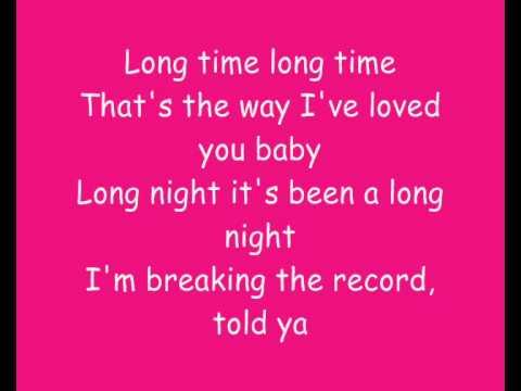 Tekst piosenki Shakira - Long time po polsku