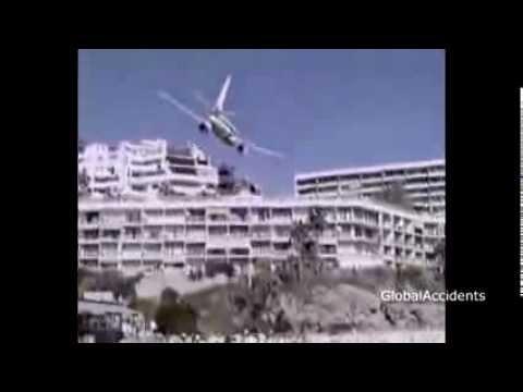Những vụ tại nạn máy bay tàn khốc nhất của lịch sử thế giới