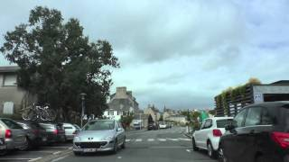 Roscoff France  city images : Driving Around 29680 Roscoff, Finistère, France 26th August 2014