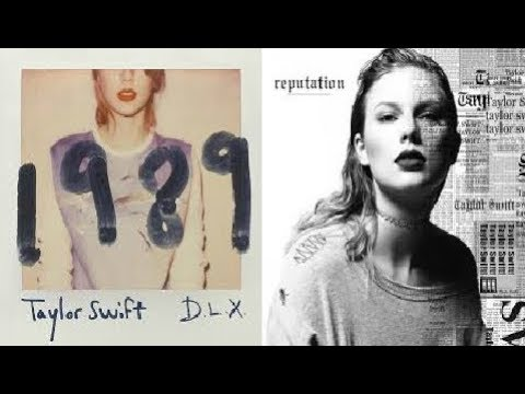 1989 VS REPUTATION (Album Battle)