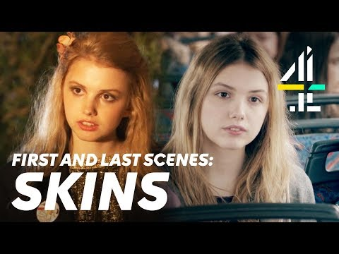 Characters First & Last Scenes in Skins: The First Generation | Seasons 1-2