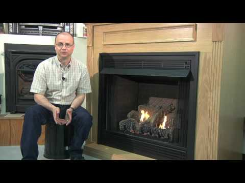 Unvented Gas Fireplaces SCOTT