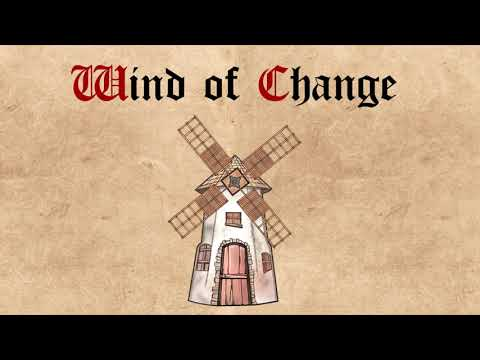 """Scorpions  """"Wind of Change"""" Cover by Middle Ages"""