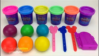 Video Making 3 Ice Cream out of Play Doh and Learn Numbers | Surprise Toys LOL Kinder Surprise Eggs MP3, 3GP, MP4, WEBM, AVI, FLV Maret 2019