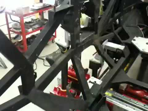 Lamborghini / Repair Car Bench