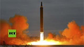 Corea del Norte pide condiciones para poner sus misiles en la mesa de negociaciones