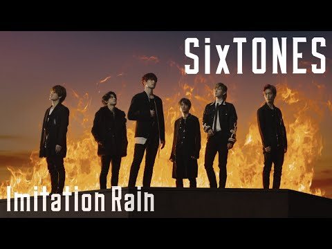 SixTONES - Imitation Rain (Music Video) [YouTube Ver.]