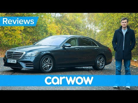 New Mercedes S-Class 2018 In-depth Review - Is It Still The Best? | Carwow Reviews