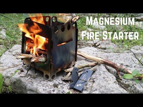Acciarini al magnesio - The Friendly Swede - Test & Review