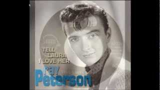 Video Ray Peterson - Tell Laura I Love Her (RCA 1960) MP3, 3GP, MP4, WEBM, AVI, FLV Juli 2018