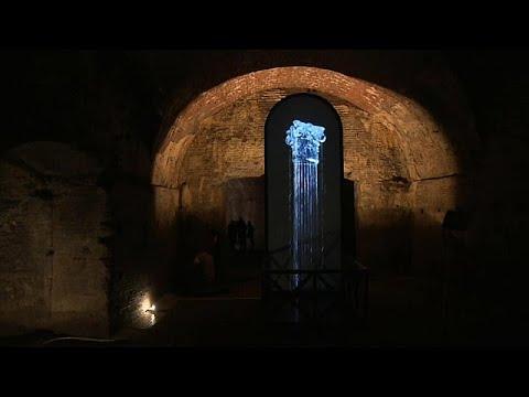 Caracalla-Thermen: Ein Ausflug in die römische Unterwel ...
