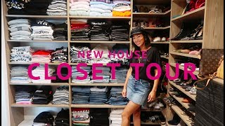 Video Closet Tour - NEW HOUSE UPDATE | Aimee Song MP3, 3GP, MP4, WEBM, AVI, FLV Juni 2018