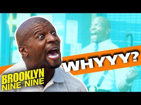 Terry Loves Yelling | Brooklyn Nine-Nine