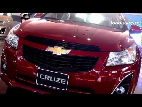Chevrolet Cruze sedán 2013 I Video en Full HD I Todoautos.pe
