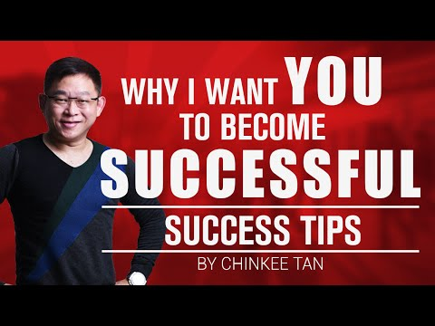 SUCCESS TIPS: Why I Want You To Become Successful | Success Tips