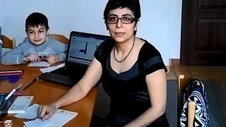 Անմոռուկի պատրաստում Կրակովի Հայկական դպրոցում