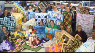 Luana Rubin on Quilting Arts TV Episode 1313
