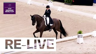 LIVE 🔴 | Amsterdam (NED) | FEI Dressage World Cup™ 2019 | Dressage Grand Prix