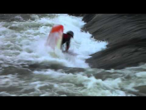 Most Amazing Freestyle Kayaking Tricks – BadAss 15 Year Old – Vote For Him By Following the Link …