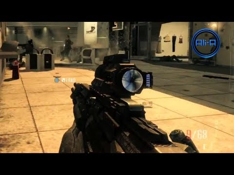 """Call of Duty: Black Ops 2 GAMEPLAY"" – Extended Footage Mission 1 – COD BO2 Official E3 2012 HD"
