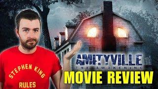 Nonton Amityville  The Awakening  2017  Bella Thorne   Movie Review Film Subtitle Indonesia Streaming Movie Download