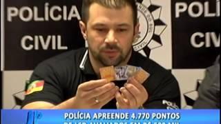 Polícia apreende 4.770 pontos de LSD avaliados em R$ 500 mil. #JornaldaPampa