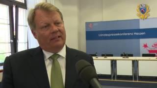 Video zu: Prof. Dr. Michael Brenner zur Klage der FDP-Fraktion gegen die hessische Jagdverordnung