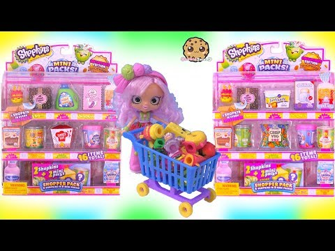 Shopper Shopkins Season 10 Surprise Blind Bag Packs