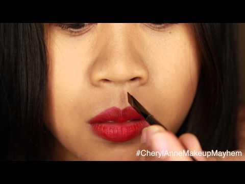 Highlight & Contour for Full Lips | Makeup Mayhem #14