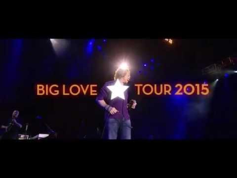 Big Love Tour 2015