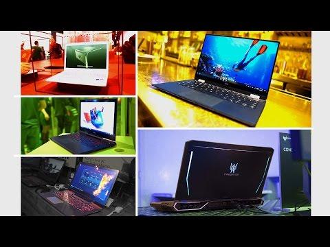 Top 5 Intel Laptops @ CES 2017