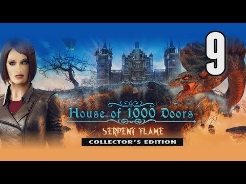 House of 1000 Doors 3: Serpent Flame CE [09] w/YourGibs - LIGHT ONES MYSTERIOUS HIDEOUT