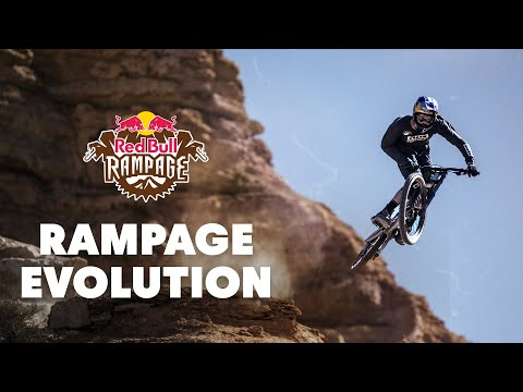 The Evolution of Freeride MTB | Red Bull Rampage 2015: Highlights