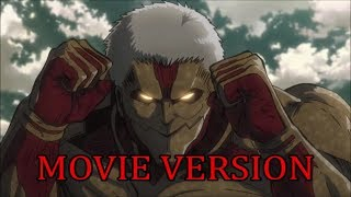 Eren vs Armored Titan - Movie Version