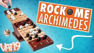 Rock Me Archimedes: The Marbles Teeter-Totter Game Video