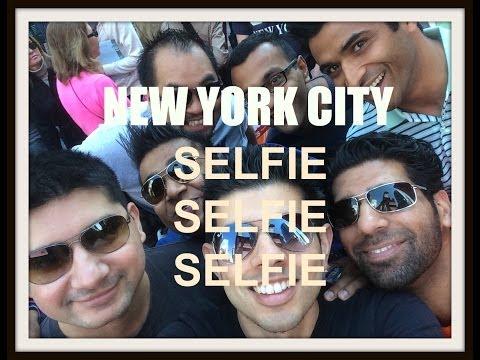 NEW YORK CITY #SELFIE #SELFIE #SELFIE! (HD)