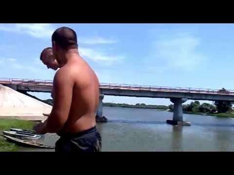 рыбалка поселок икряное