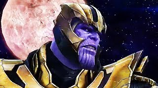 AVENGERS ENDGAME Update in Marvel Mobile Games Gameplay Trailer (2019) by Game News