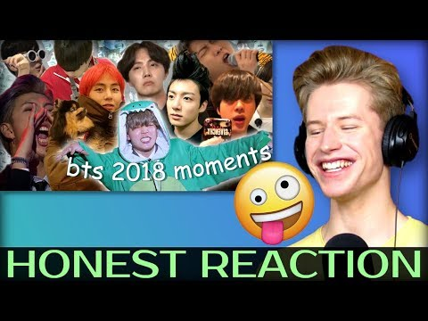 HONEST REACTION to Ultimate Bts moments of 2018 Pt.1