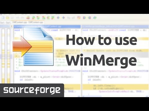 How to Use WinMerge
