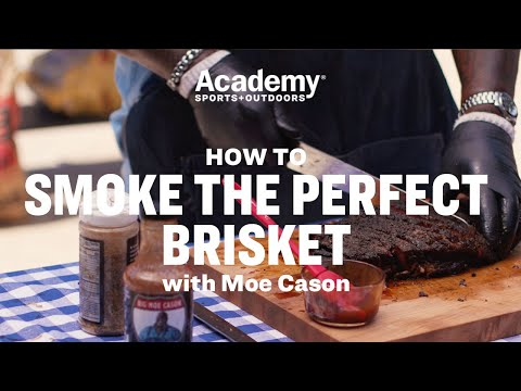 BBQ Tips: How To Smoke The Perfect Brisket