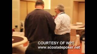 WPT Bucuresti - Giovanni Becali la World Poker Tour Bucuresti