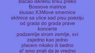 Marchelo - De Facto (lyric + song)