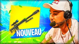 Download Video LE RETOUR DE FAZE PASTEK ? ► LE NOUVEAU SNIPER SUR FORTNITE ! MP3 3GP MP4