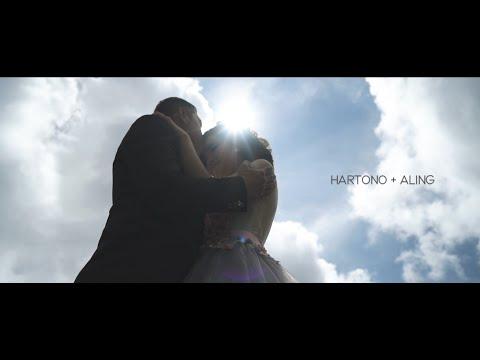 Prewedding of Hartono + Aling