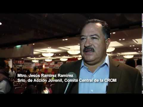 LXII Convenci�n Nacional de la CROM
