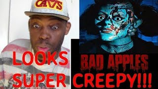 Nonton Bad Apples Official Trailer  2018  Horror Movie Reaction    Film Subtitle Indonesia Streaming Movie Download