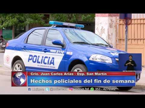 Dos detenidos en La Playosa